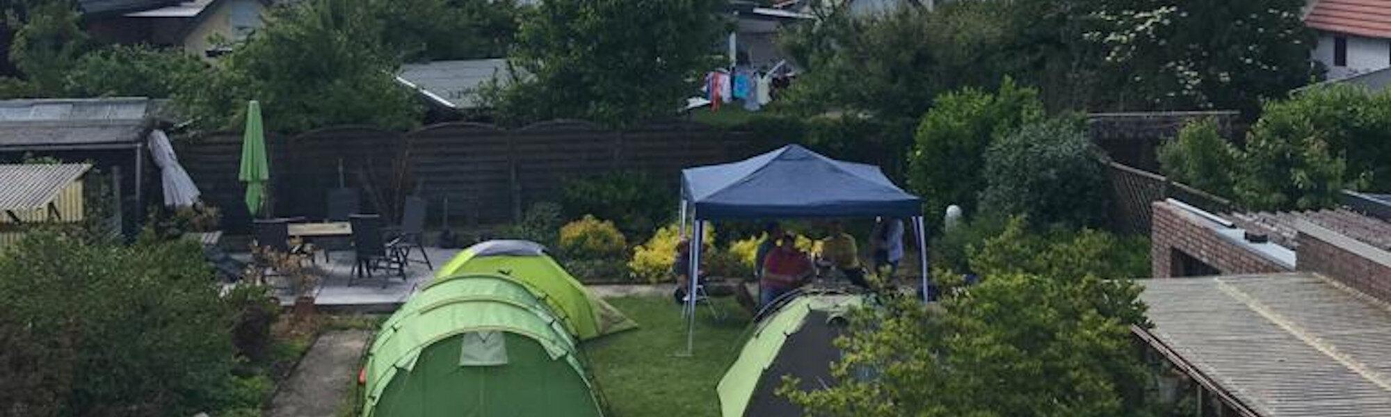 """Kurzurlaub auf dem Campingplatz """"am Pulverdamm"""""""