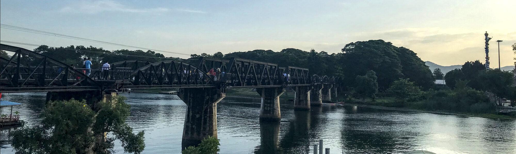 Read more about the article Thailands grüner Westen – Kanchanaburi